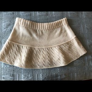 Abercrombie & Fitch Skirts - Abercrombie & Fitch sweater skirt